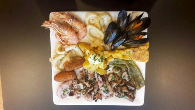 Sugerencia del chef - La Taverna de la Ronda, Barcelona