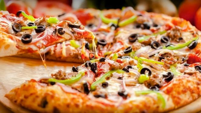 Pizza - La Parmigiana, Valencia