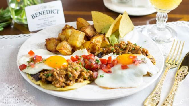 Sugerencia del chef - The Benedict Barcelona Food & Cocktails, Barcelona
