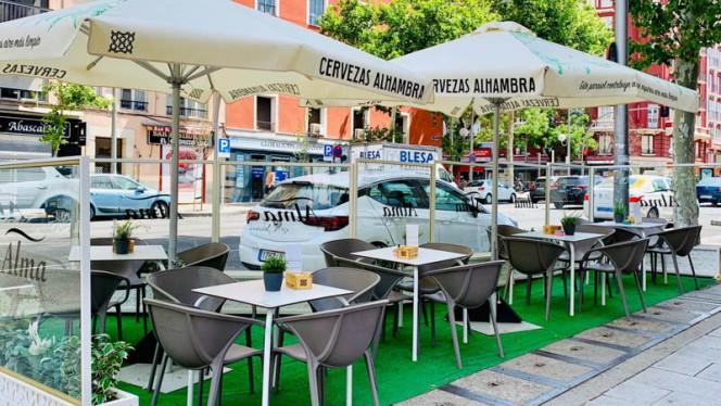terraza - Alma of Spain, Madrid