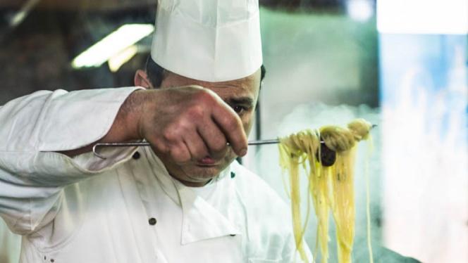 Il chef - Pasta e Basta, Torino