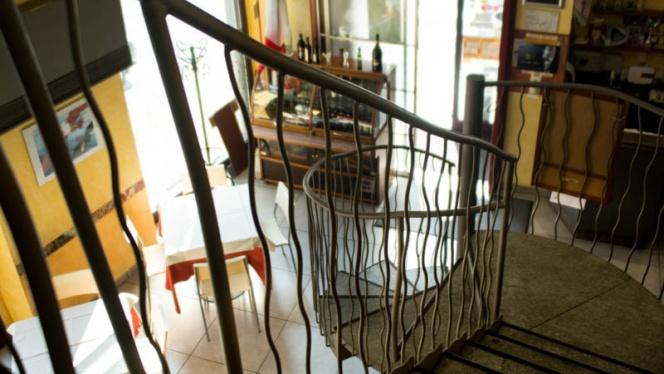 Le scale - Pasta e Basta, Torino