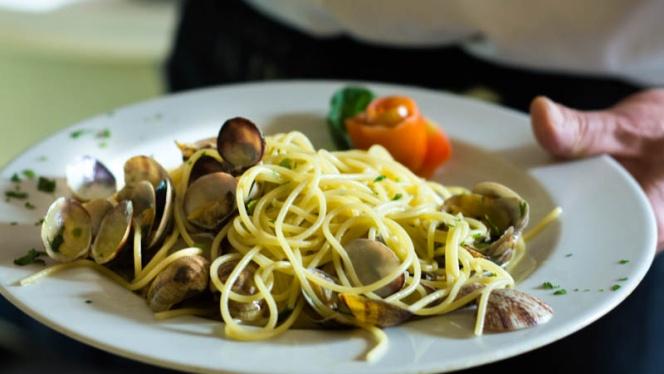 Spaghetti con le vongole - Pasta e Basta, Torino
