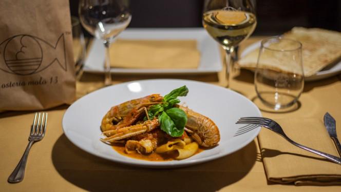 Suggerimento dello chef - Osteria Molo 13, Milan