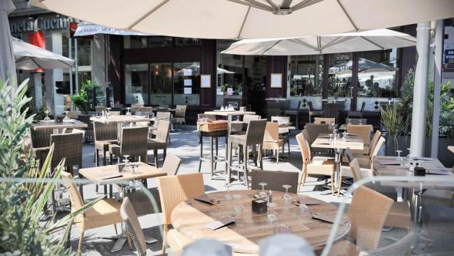 Terrasse - Le Grand Café de la Préfecture, Lyon