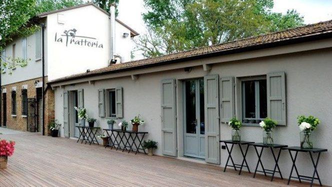 Splendida cascina - La Trattoria, Ravenna