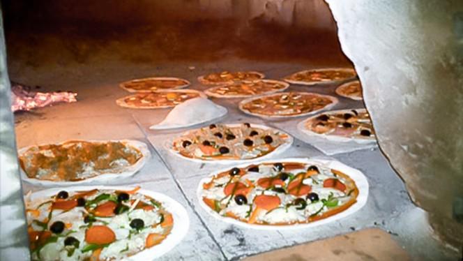 Pizza - Varanda da Barra, Porto