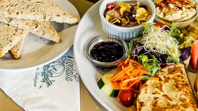 Sugerencia del chef - Vegetalia Born, Barcelona