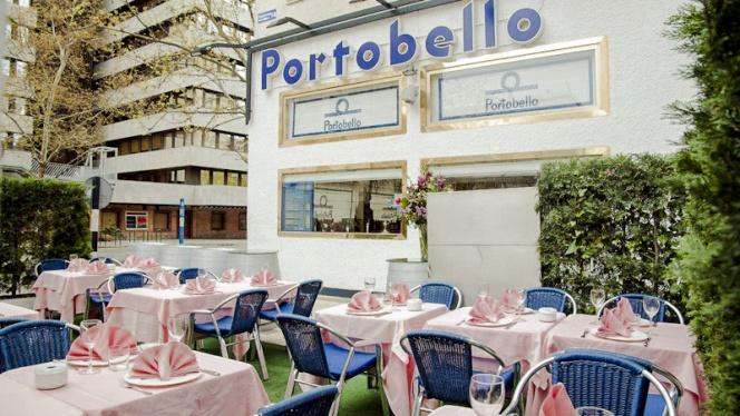 Terraza - Portobello - Rosario Pino, Madrid