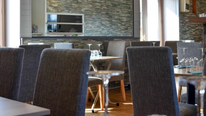 salle de restaurant 2 - L'Alpage, Écully