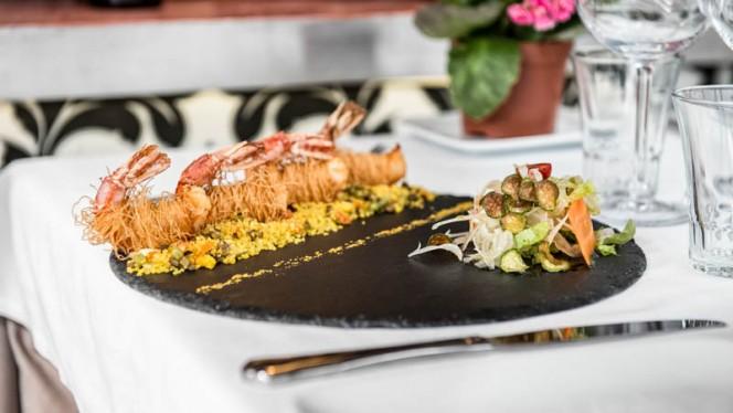 specialita' dello chef - Trattoria sul Tetto, Rome