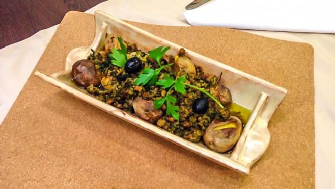 Sugestão do chef - Douro Sentido, Porto