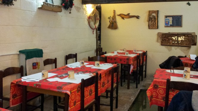 Sala - Osteria Sopravento, Bari