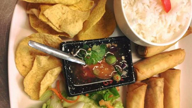 Suggestie van de chef - Thai fusion, Amsterdam