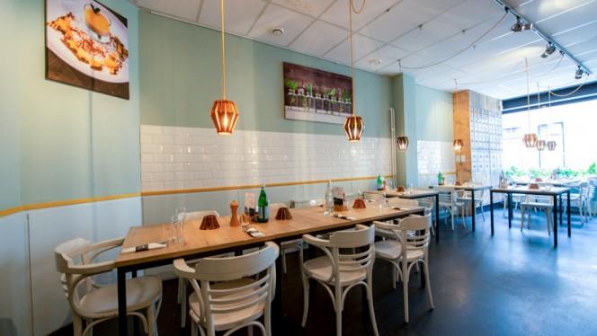 Het restaurant - Restaurant Waanzinnig Tilburg, Tilburg