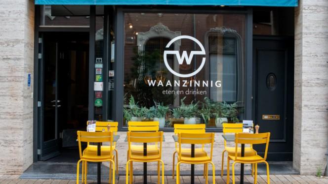 Ingang - Restaurant Waanzinnig Tilburg, Tilburg
