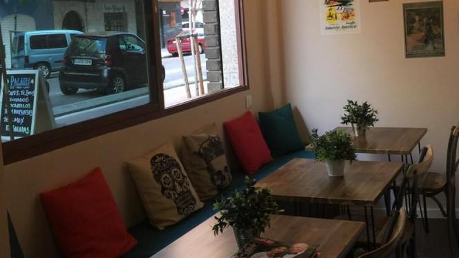 inside - Palardi Eat-Drink-Lounge, Valencia