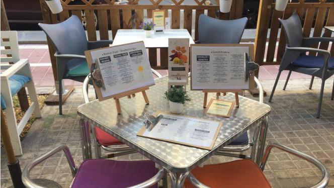 table - Palardi Eat-Drink-Lounge, Valencia