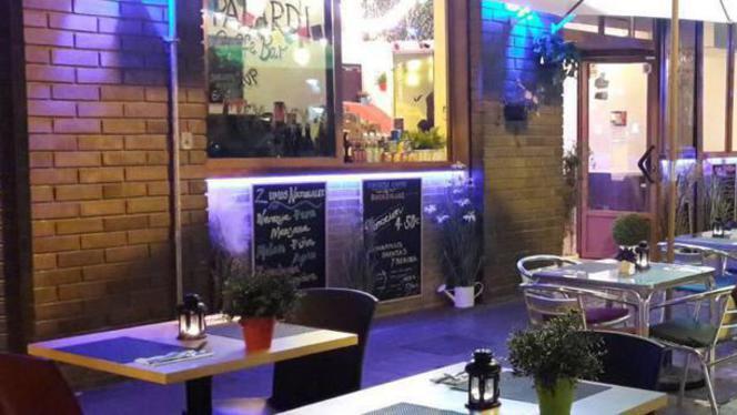 Terraza - Palardi Eat-Drink-Lounge, Valencia
