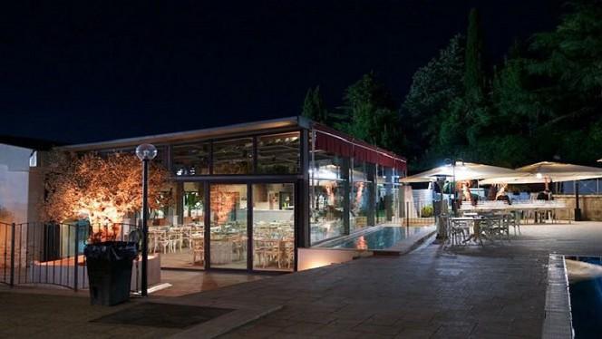 Esterno by night - Match Restaurant & Pizza, Rome