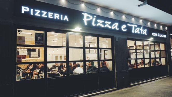 Esterno - Pizza e Tata, Rome
