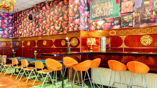 Het restaurant - Redbone, Amsterdam