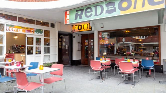 Ingang - Redbone, Amsterdam