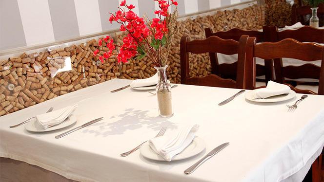 Detalle interior - Jarisa, Sevilla