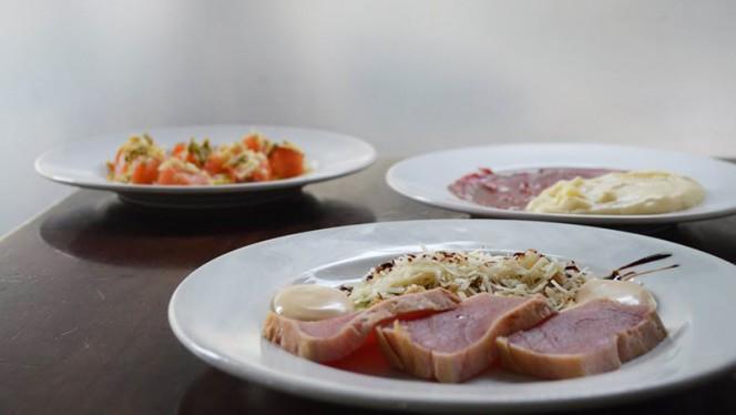 Sugerencia del chef - Jarisa, Sevilla