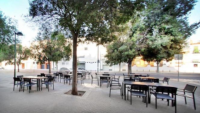 vista terraza - Jarisa, Sevilla