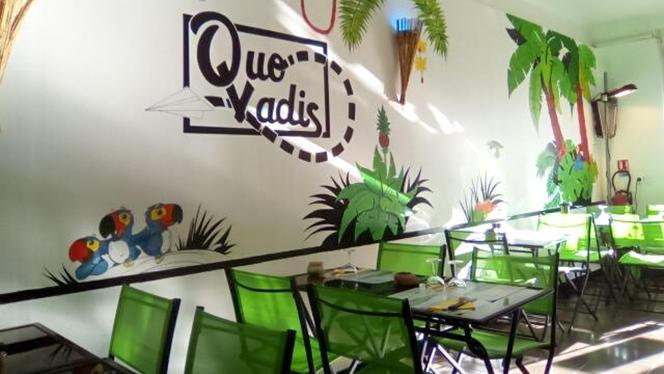 Salle du restaurant - Quo Vadis, Aix-en-Provence