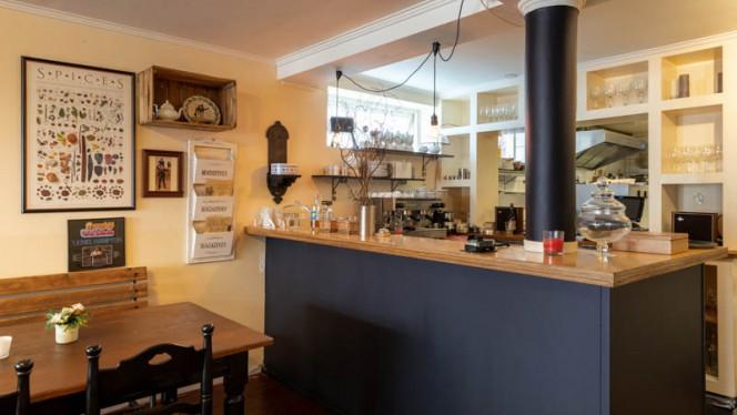 Het restaurant - Foodies Lab, Den Haag