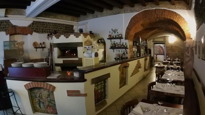 sala - Taverna del Gallo, Bergamo