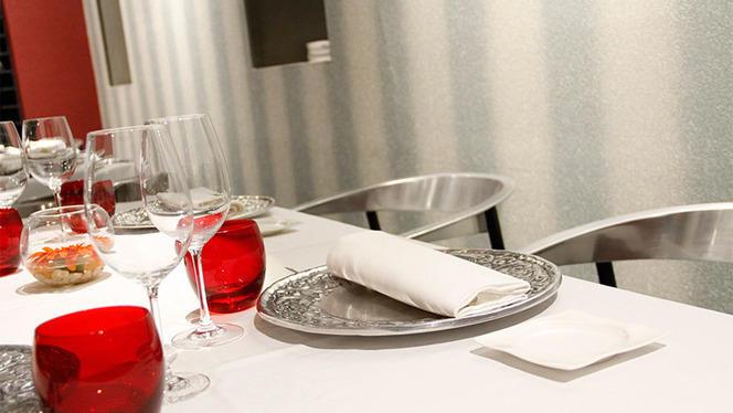 Decoración mesa - Gala, Madrid
