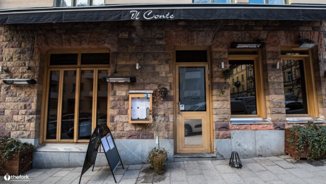 Restaurangens - Il Conte, Stockholm