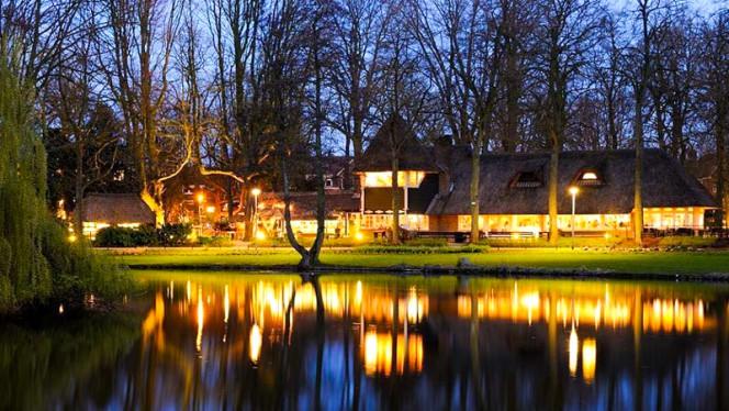 Buiten - Restaurant Wilhelminapark, Utrecht