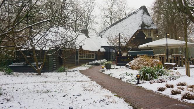 Voorkant - Restaurant Wilhelminapark, Utrecht