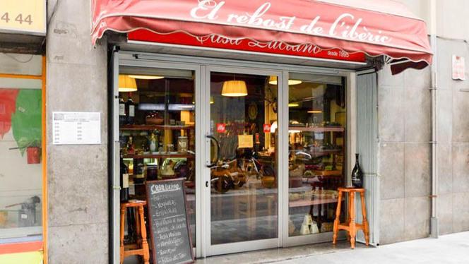 Entrada - Casa Luciano - El Rebost de l'Ibèric, Barcelona