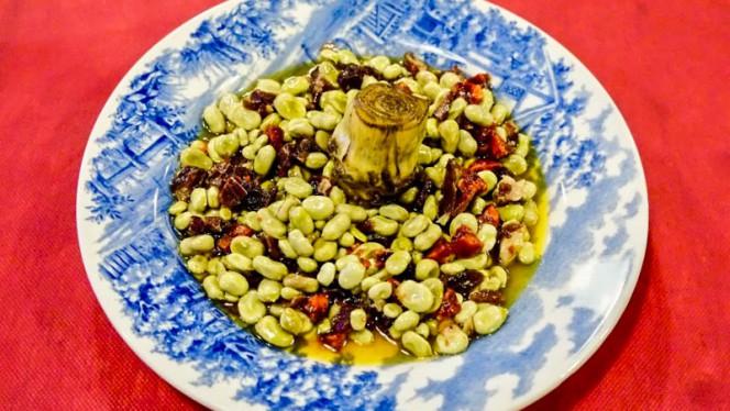Sugerencia del chef - Casa Luciano - El Rebost de l'Ibèric, Barcelona