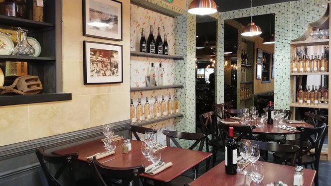 Interieur - La Brasserie des Chartrons, Bordeaux