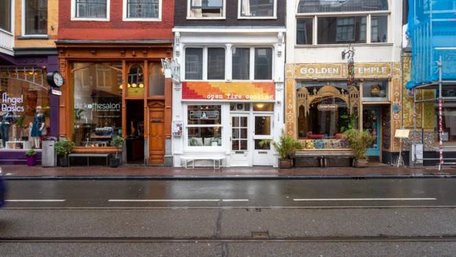 Restaurant - PAZ Open Fire Cooking, Amsterdam