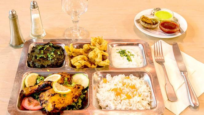 Suggestion du chef - Bombay Café, Paris