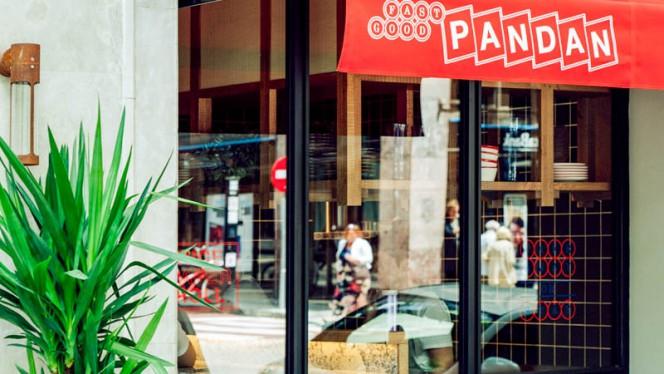 Entrada - Pandan, Barcelona