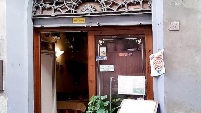 esterno - La Trattoria il Bargello, Firenze