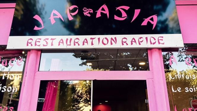 enseigne - Jap-Asia, Bordeaux