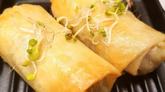 Sugerencia del chef - Cucumber La Prospe, Madrid