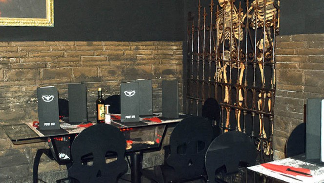sala - La Casa del Demone, Turin