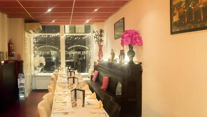 Het restaurant - Taj Mahal, Den Haag