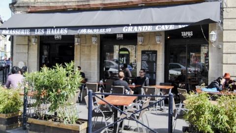 Brasserie les Halles, Bordeaux