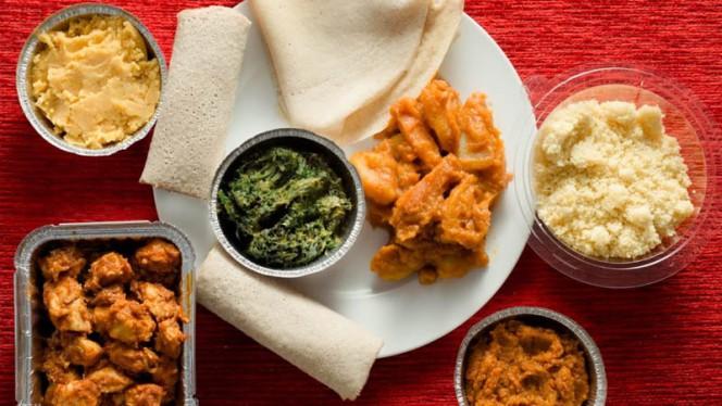 Sugerencia del chef - El Deliciós - Comida Etíope, Barcelona
